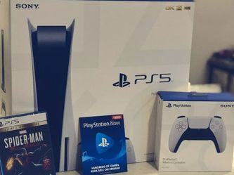 Sony Play Station 5 🤶🤶 PS5 Dualsense Controller/Game for Sale in Waco,  TX