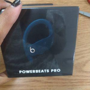 New factory sealed Beats PowerBeats Pro Wireless earbuds for Sale in Gardena, CA