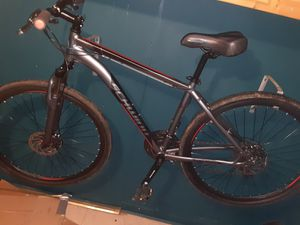 Schwinn DSB Hybrid Bike, 700c wheels, 21 speeds, mens frame, grey for Sale in Pittsburg, KS