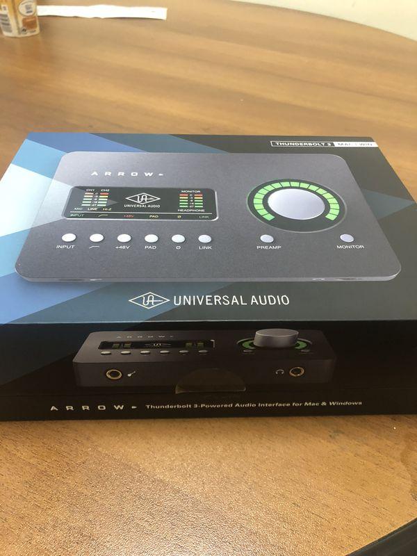 Apollo Arrow by universal audio