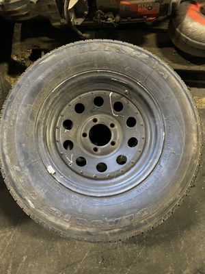 Trailer wheels and tires for Sale in Woodland, CA