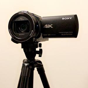 Sony FDR-AX53 4K Camera for Sale in Fairfax, VA