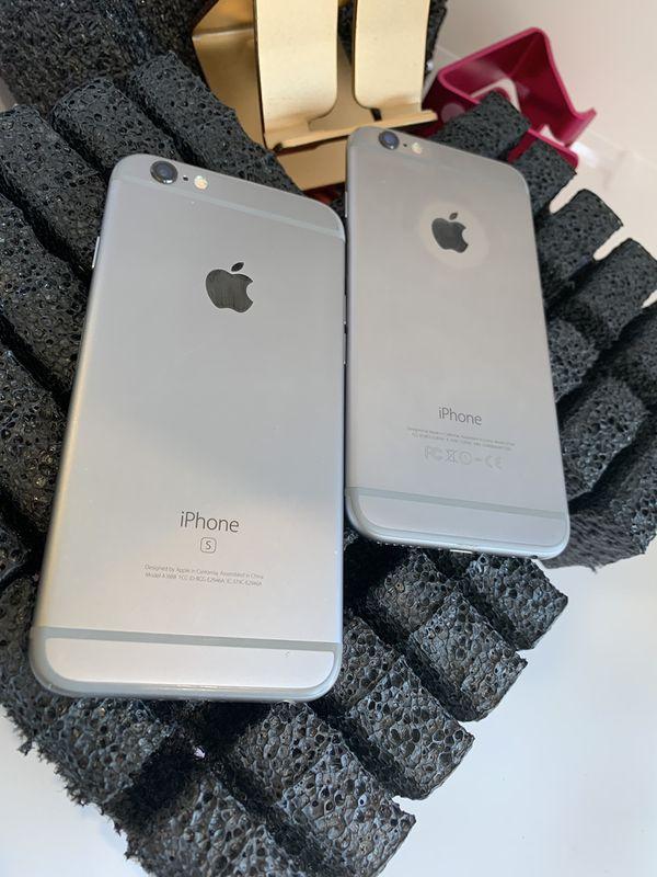 IPhone 6s 16gb unlocked each $160