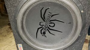 15inc Sub (2,400 watts) for Sale in Tacoma, WA