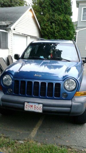 Jeep liberty 2006 for Sale in Framingham, MA