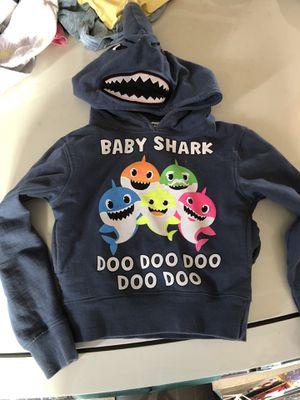 Baby shark 2t hoodie for Sale in Elbert, CO