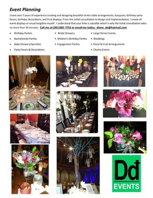 Event Planning for Sale in North Bethesda, MD