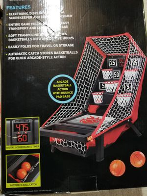 Toy Table Basketball Hoop for Sale in Frederick, MD