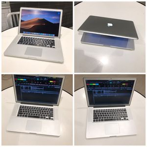 """Macbook Pro 15"""" *INTEL CORE i7 *16GB *1000GB* OS-2016, High Res, Anti-Glare, DJ Serato**Office, Good working laptop, new Fresh software, icloud unl for Sale in Queens, NY"""