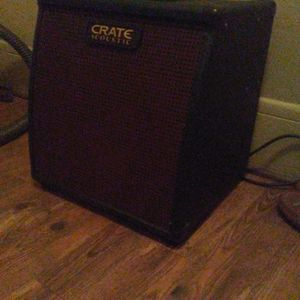 Crate Acoustic 2 Channel Guitar Amp for Sale in Evansville, IN
