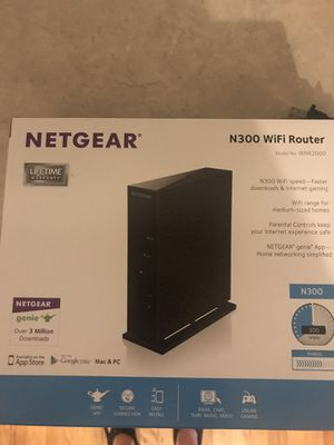 Netgear for Sale in Springfield, IL