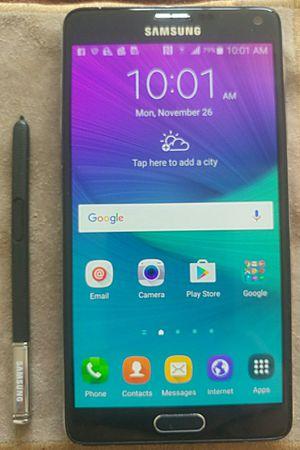 Samsung Galaxy Note 4 - 32gb - Unlocked for Sale in San Francisco, CA