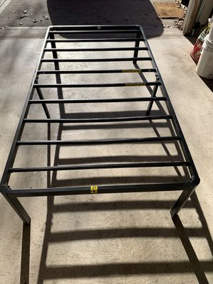 Twin size bed frame for Sale in Olathe, KS