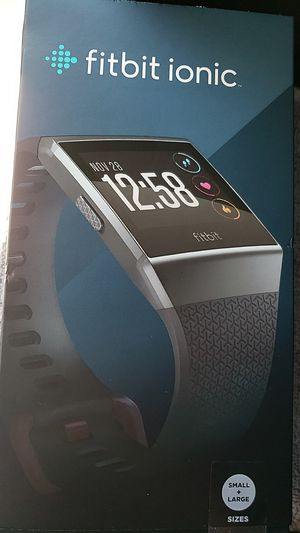 Fitbit IONIC for Sale in Dallas, TX