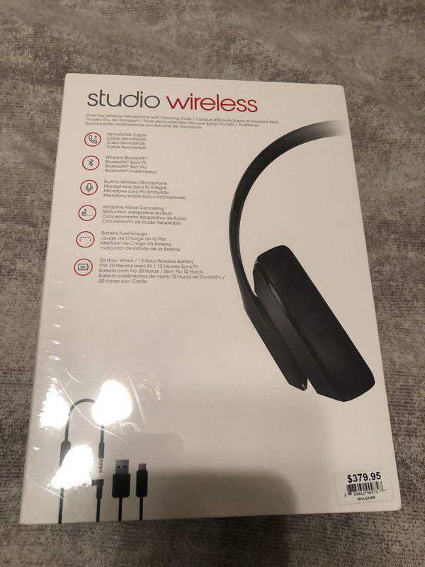 Beats Studio Wireless Headphones UNOPENED