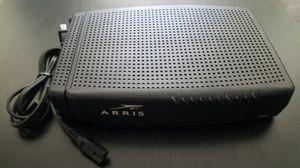 ARRIS TM804G Cable Modem w/ 4 Telephone ports eMTA for Sale in Phoenix, AZ