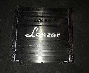 MAXP1200 - Lanzar Max Pro Monoblock Mosfet 1800 Watts Car Amplifier for Sale in Las Vegas, NV