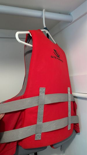 Hardly used life jacket (Stearns brand) for Sale in San Diego, CA