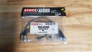 NEW StopTech Stainless Steel Rear Brake Line Kit for Sale in Orange, CA