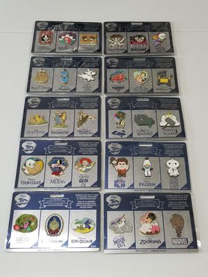 30th Anniversary Disney Pins Set for Sale in Graham, WA