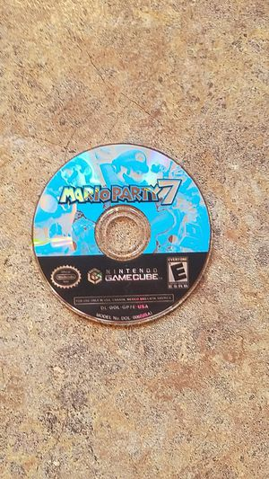 Mario party 7 gamecube for Sale in Milwaukie, OR