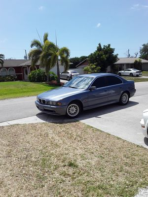 2001 Bmw 525i for Sale in Naples, FL