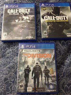 PS4 games for Sale in Haines City, FL