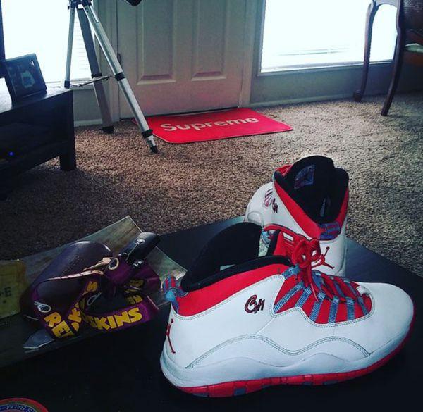 Jordans 10 chicago