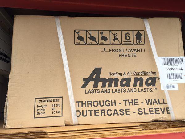 Amana AC SLEEVE (cover)