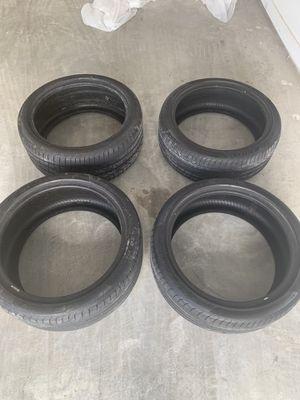 Pirelli P zero Run Flat Tires for Sale in Dallas, TX