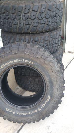 Mud terrain tires for Sale in San Antonio, TX