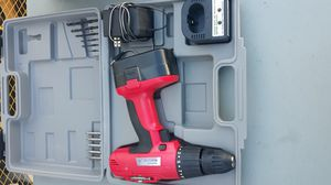 "Shopsource 18v cordless drill 3/8""drill for Sale in Oakley, CA"