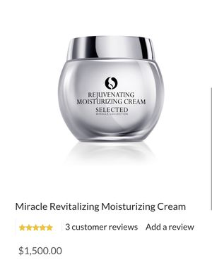 Selected cosmetics Revitalizing Moisturizing Cream for Sale in Norwalk, CA