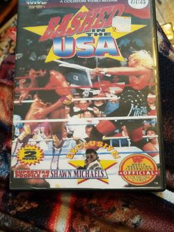 Wwf Bashed In The USA dvd for Sale in Chicago,  IL