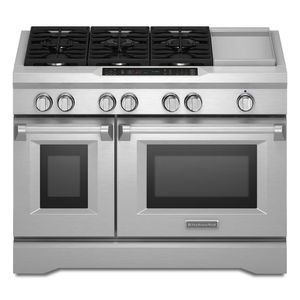 "DISCOUNTED Brand new in box 48"" kitchen aid dual fuel range for Sale in Bellaire, TX"