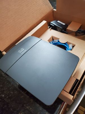 Cisco Linksys E900 Wireless Router for Sale in Nashville, TN