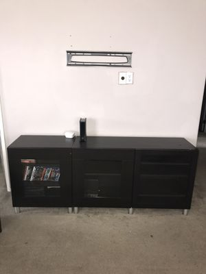 Tv stand or entertainment center for Sale in Beaumont, CA