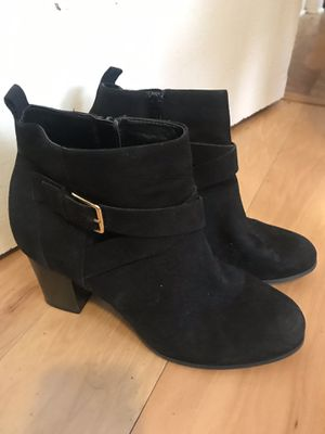 Cole Haan Black Booties, Size 8.5 for Sale in Washington, DC
