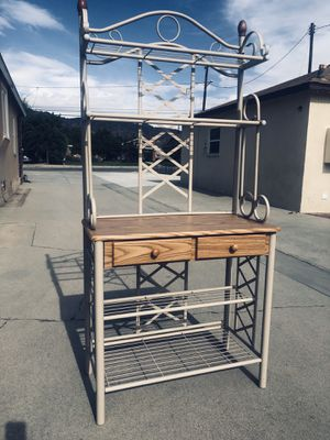 Bakers Rack for Sale in Azusa, CA