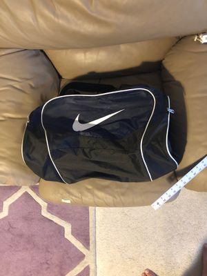 Nike gym duffle bag navy for Sale in Corona, CA