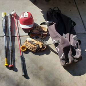 Baseball gear for Sale in Valley Home, CA