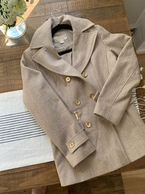 Michael Kors wool coat size small for Sale in Peabody, MA