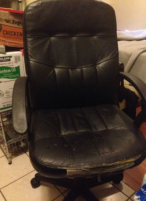 Office Chair (Black) for Sale in Washington, DC