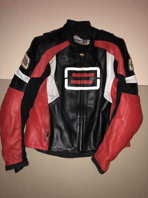 $165 for all 4 pieces! Motorcycle Jacket, Helmet, Rain Gear for Sale in Lakeland, FL