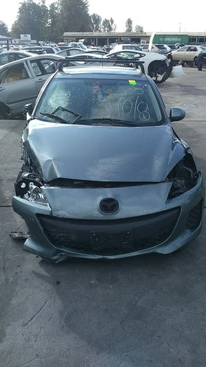 Parting out a 2013 Mazda 3 for Sale in Kent, WA