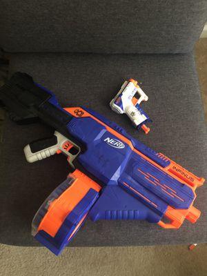 Nerf Guns plus ammo for Sale in Murfreesboro, TN