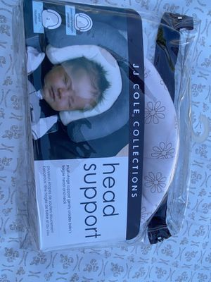 Baby head support cushion for car seat for Sale in Bellflower, CA