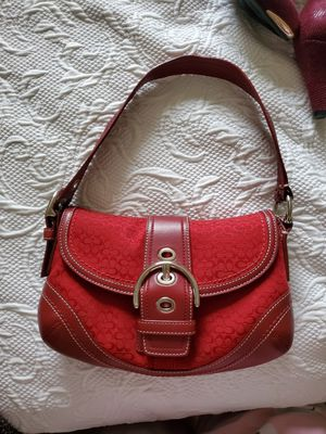 Coach purse like new for Sale in Royal Oaks, CA