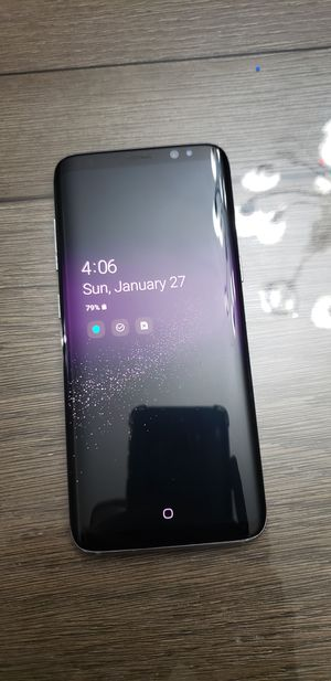 Samsung s8 unlocked to any carrier for Sale in Avondale, AZ