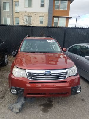 2010 Subaru forester for Sale in Salt Lake City, UT